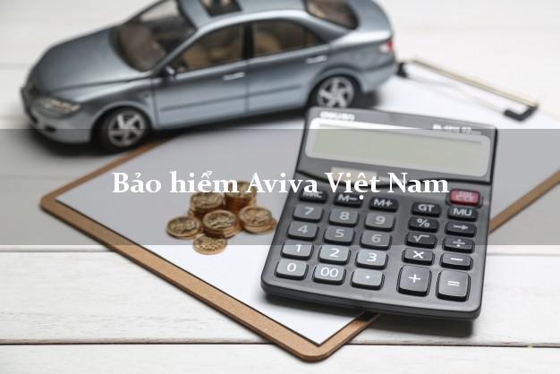 Bảo hiểm Aviva Việt Nam