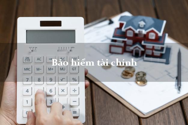 Bảo hiểm tài chính