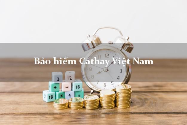 Bảo hiểm Cathay Việt Nam