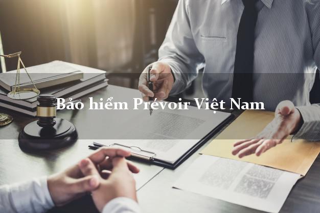 Bảo hiểm Prévoir Việt Nam