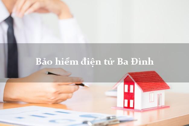 Bảo hiểm điện tử Ba Đình Hà Nội