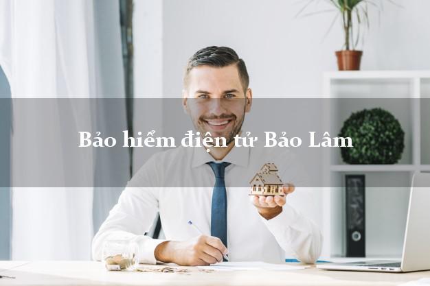 Bảo hiểm điện tử Bảo Lâm Cao Bằng