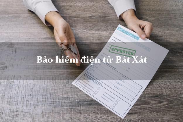 Bảo hiểm điện tử Bát Xát Lào Cai