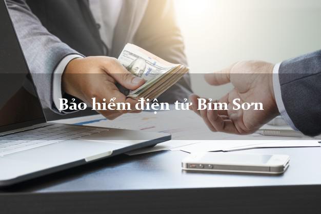 Bảo hiểm điện tử Bỉm Sơn Thanh Hóa