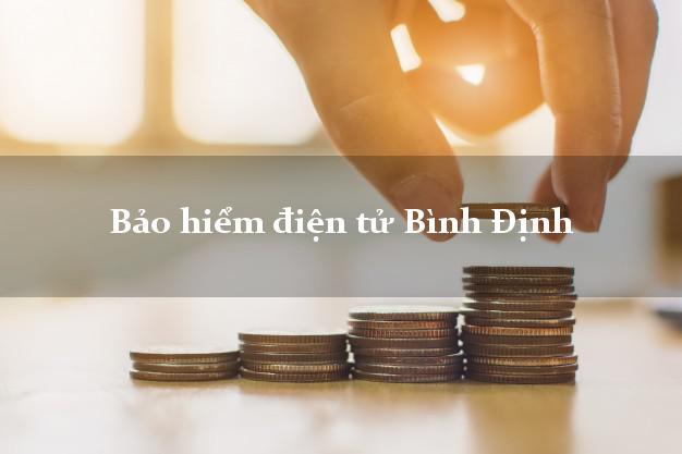 Bảo hiểm điện tử Bình Định