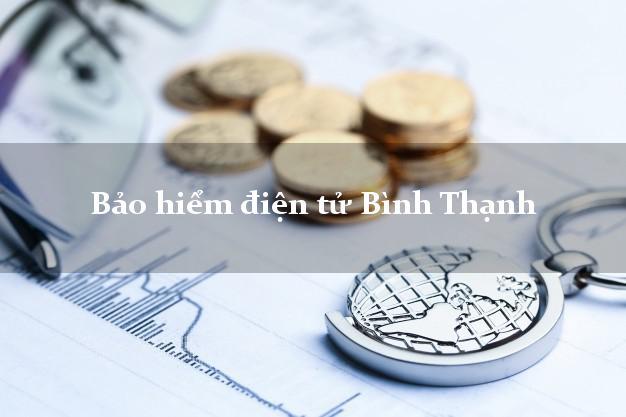 Bảo hiểm điện tử Bình Thạnh Hồ Chí Minh