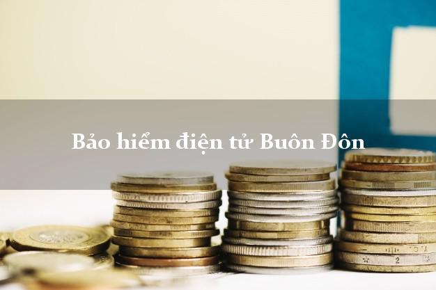 Bảo hiểm điện tử Buôn Đôn Đắk Lắk