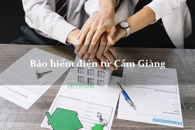 Bảo hiểm điện tử Cẩm Giàng Hải Dương