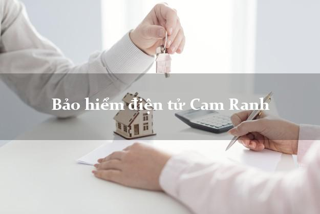 Bảo hiểm điện tử Cam Ranh Khánh Hòa