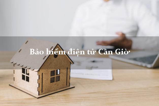 Bảo hiểm điện tử Cần Giờ Hồ Chí Minh