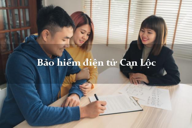 Bảo hiểm điện tử Can Lộc Hà Tĩnh