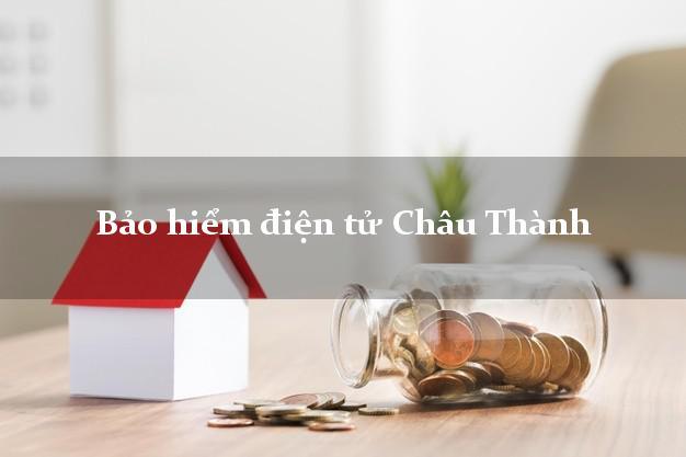 Bảo hiểm điện tử Châu Thành Long An