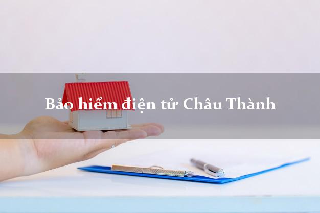 Bảo hiểm điện tử Châu Thành Sóc Trăng