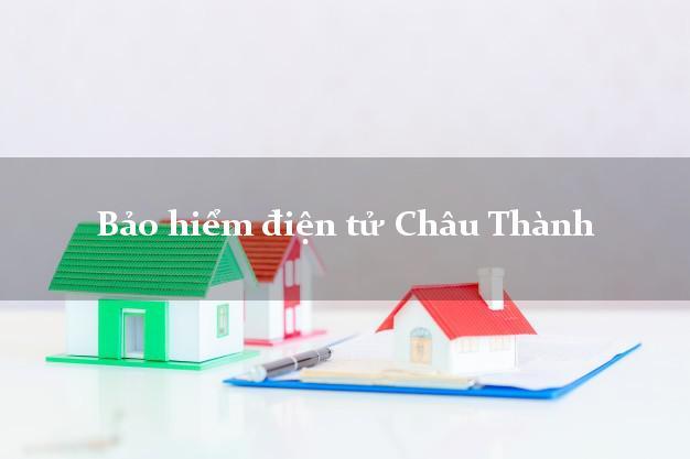 Bảo hiểm điện tử Châu Thành Trà Vinh