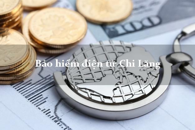 Bảo hiểm điện tử Chi Lăng Lạng Sơn