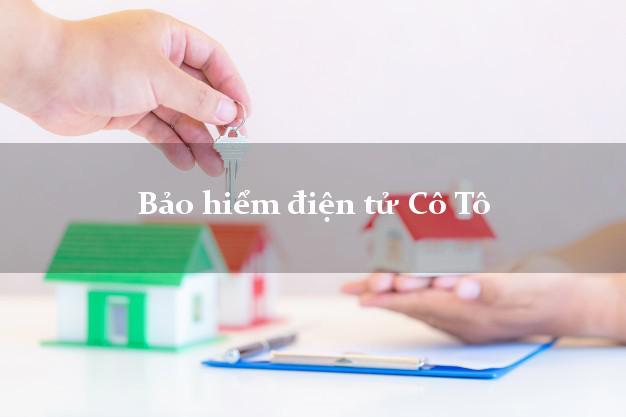 Bảo hiểm điện tử Cô Tô Quảng Ninh