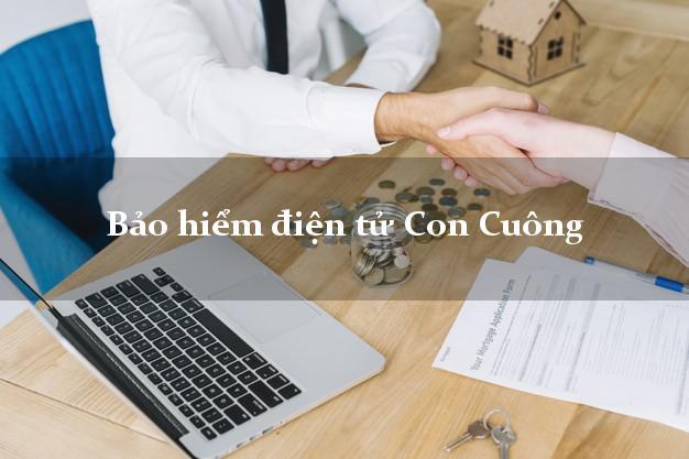 Bảo hiểm điện tử Con Cuông Nghệ An