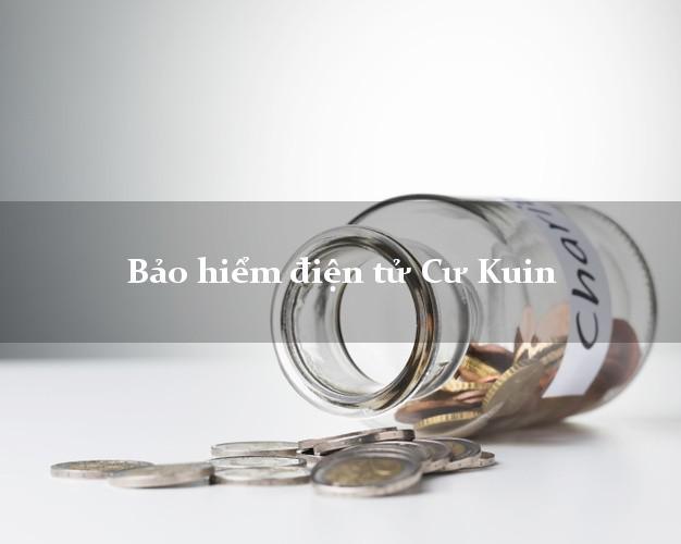 Bảo hiểm điện tử Cư Kuin Đắk Lắk