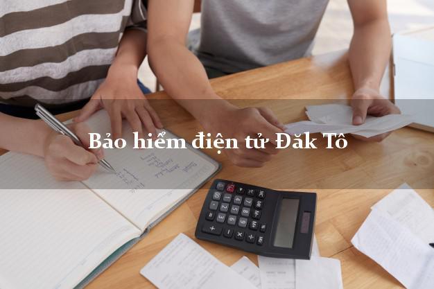Bảo hiểm điện tử Đăk Tô Kon Tum