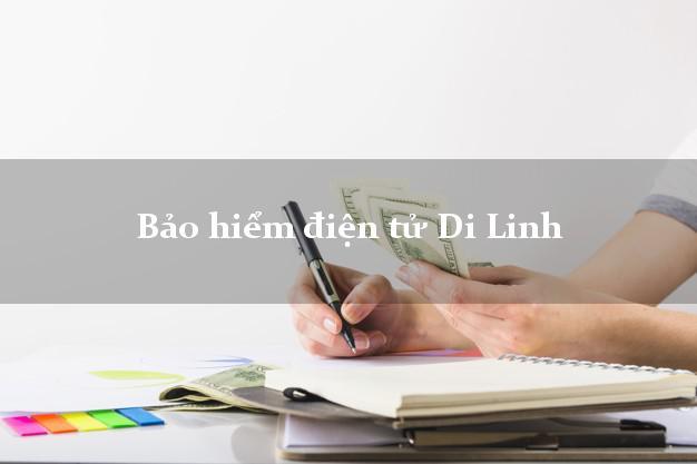 Bảo hiểm điện tử Di Linh Lâm Đồng