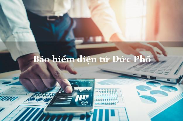 Bảo hiểm điện tử Đức Phổ Quảng Ngãi