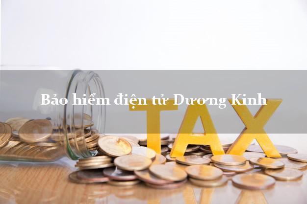 Bảo hiểm điện tử Dương Kinh Hải Phòng