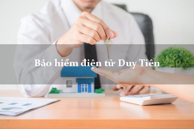 Bảo hiểm điện tử Duy Tiên Hà Nam