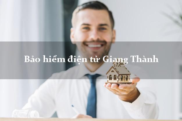 Bảo hiểm điện tử Giang Thành Kiên Giang