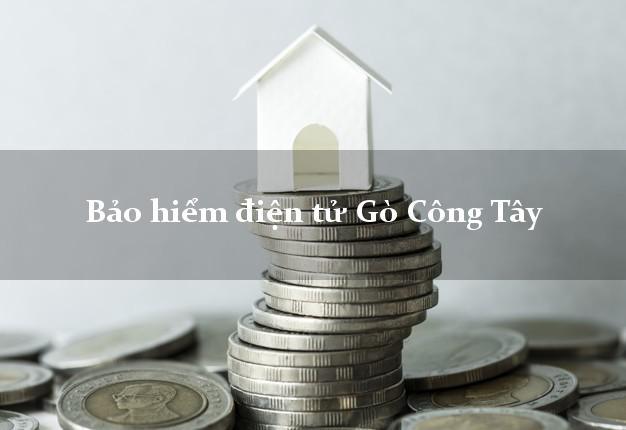 Bảo hiểm điện tử Gò Công Tây Tiền Giang