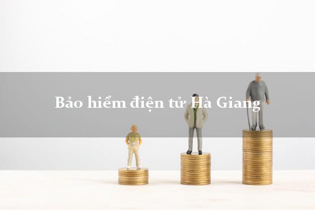 Bảo hiểm điện tử Hà Giang
