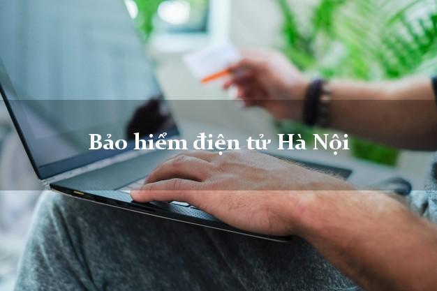 Bảo hiểm điện tử Hà Nội