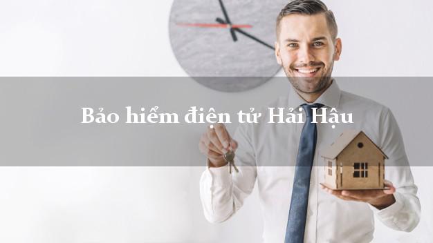 Bảo hiểm điện tử Hải Hậu Nam Định