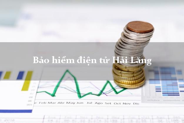 Bảo hiểm điện tử Hải Lăng Quảng Trị