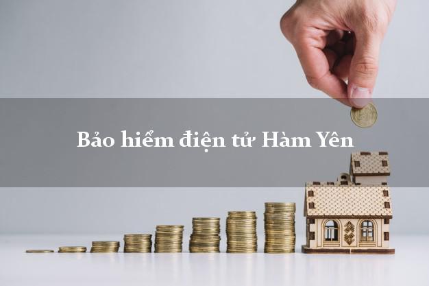 Bảo hiểm điện tử Hàm Yên Tuyên Quang