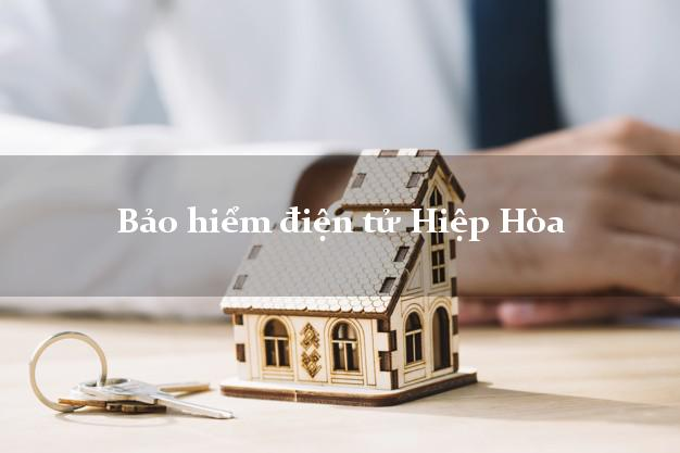Bảo hiểm điện tử Hiệp Hòa Bắc Giang