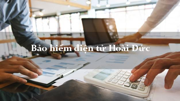 Bảo hiểm điện tử Hoài Đức Hà Nội