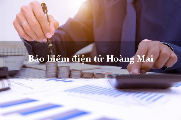 Bảo hiểm điện tử Hoàng Mai Hà Nội