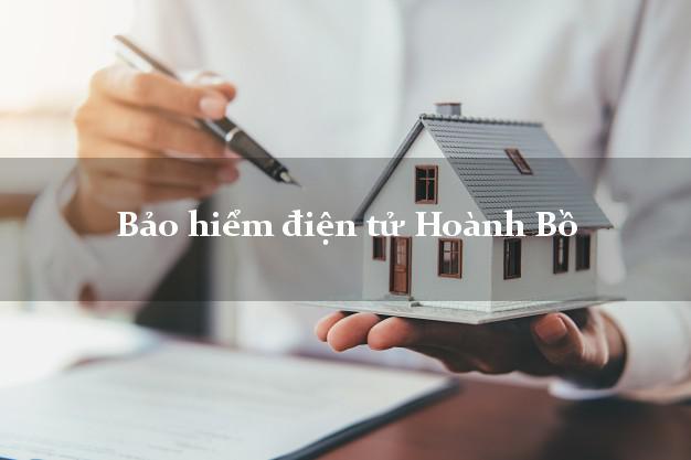 Bảo hiểm điện tử Hoành Bồ Quảng Ninh