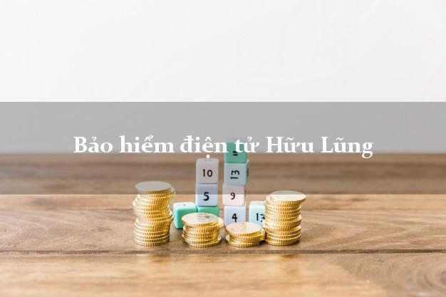 Bảo hiểm điện tử Hữu Lũng Lạng Sơn