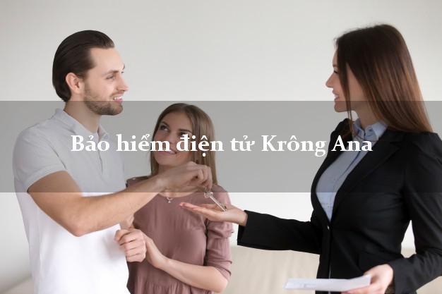 Bảo hiểm điện tử Krông Ana Đắk Lắk