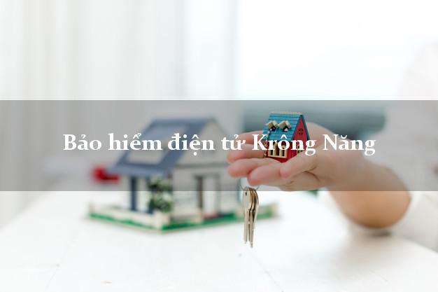 Bảo hiểm điện tử Krông Năng Đắk Lắk