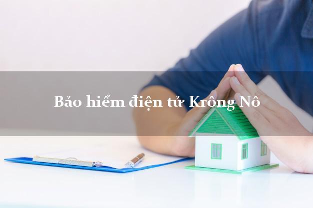 Bảo hiểm điện tử Krông Nô Đắk Nông