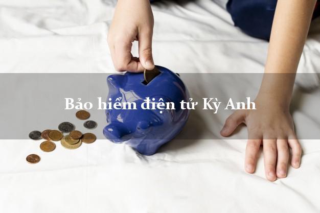 Bảo hiểm điện tử Kỳ Anh Hà Tĩnh