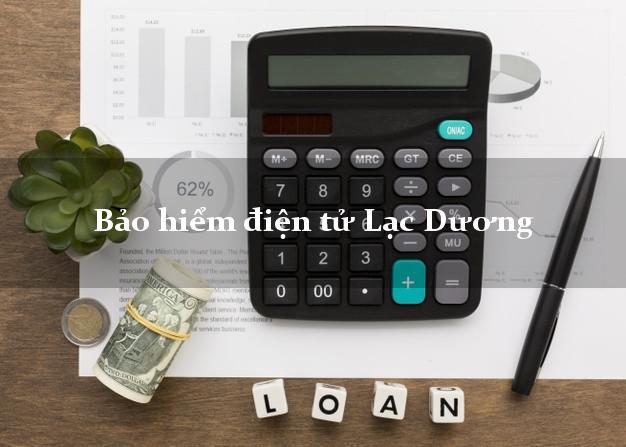 Bảo hiểm điện tử Lạc Dương Lâm Đồng