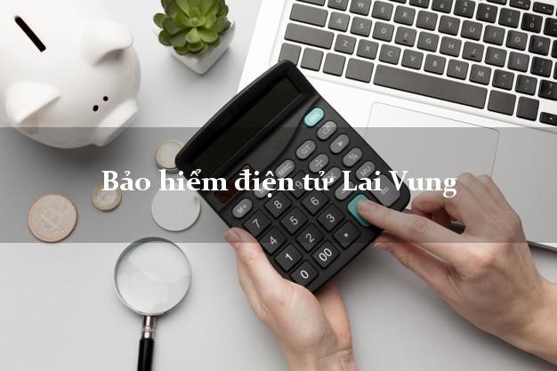 Bảo hiểm điện tử Lai Vung Đồng Tháp