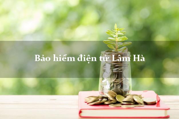 Bảo hiểm điện tử Lâm Hà Lâm Đồng