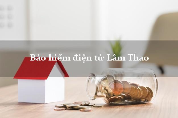Bảo hiểm điện tử Lâm Thao Phú Thọ
