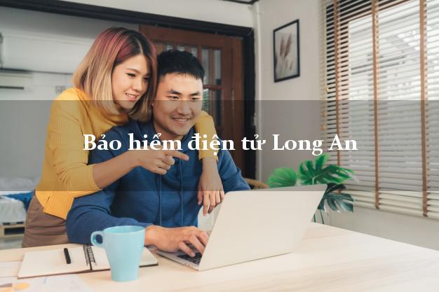 Bảo hiểm điện tử Long An
