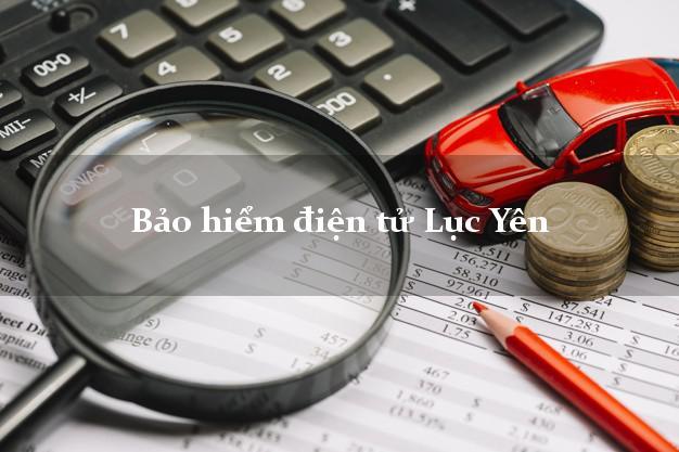Bảo hiểm điện tử Lục Yên Yên Bái