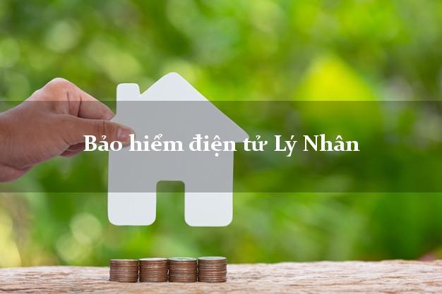 Bảo hiểm điện tử Lý Nhân Hà Nam